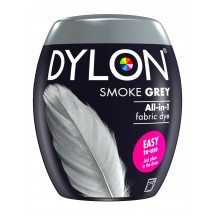 Dylon Machine Dye 350g Smoke Grey. Now with added salt! In new tub!