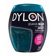 Dylon Machine Dye 350g Jeans Blue. Now with added salt!