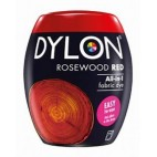 Dylon Machine Dye 350g Rosewood Red. Now with added salt!