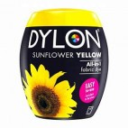 Dylon Machine Dye 350g Sunflower Yellow. Now with added salt!