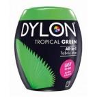 Dylon Machine Dye 350g Tropical Green. Now with added salt!