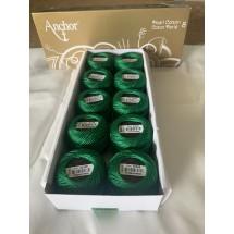 Anchor Perle Cotton - No 8 - Emerald Only (229)