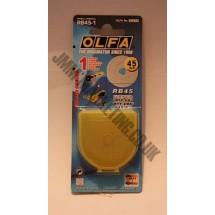 Olfa Rotary Cutter Spare Blade