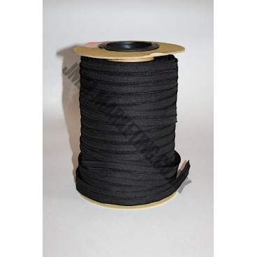 YKK Continuous Zip - Black - 100m Roll