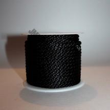 Crepe Cord - Black (5700)