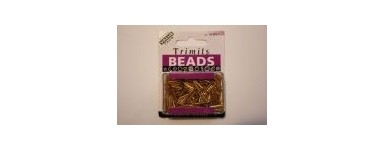 Bugle Beads Long