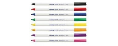 Edding 1mm Fabric Pens