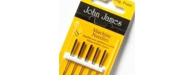 John James Machine Needles